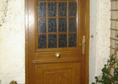 porte d entree bois 1