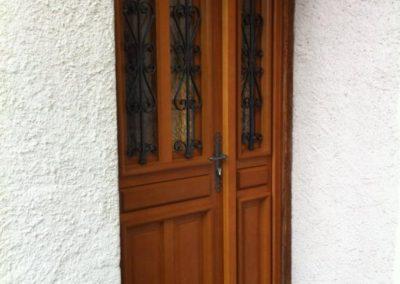 porte d entree bois 13