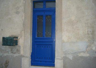 porte d entree bois 2