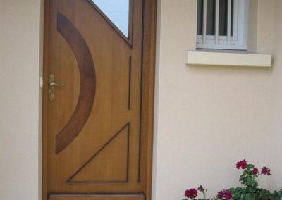 porte d entree bois 24