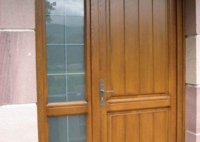 porte d entree bois 28