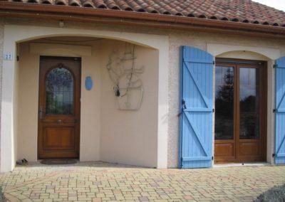 porte d entree bois 9