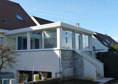 duo veranda aluminium volets roulants 1