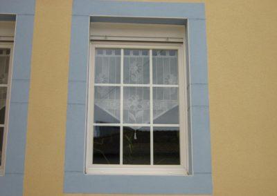 fenêtre PVC croisillons blanc 2