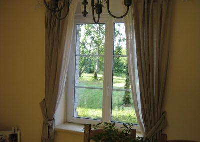 fenetres et porte de service pvc petits bois blanc vue interieure 3