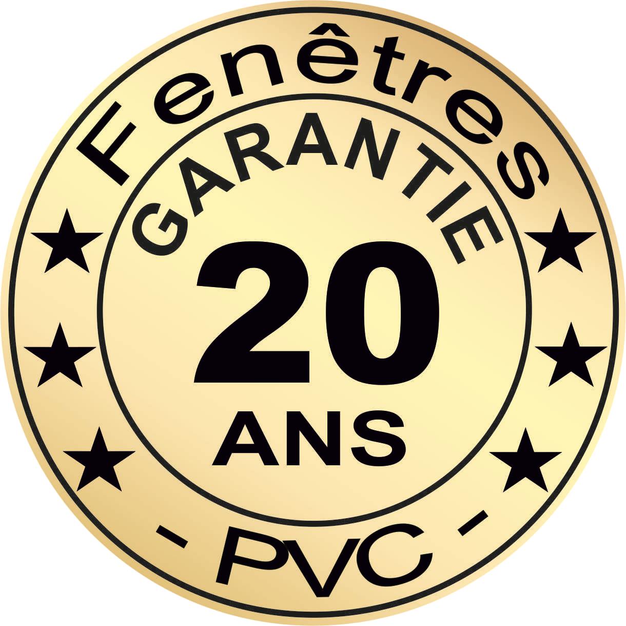 fenetres garantie 20 ans