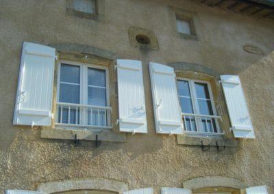 maison fenetres pvc et vb blanc 5
