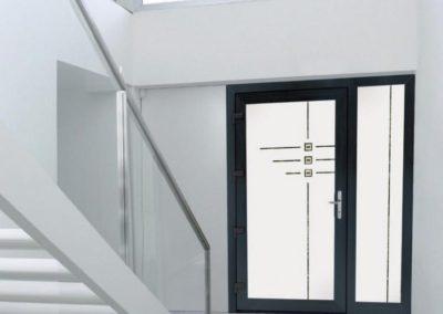 porte d entree pvc verre 11
