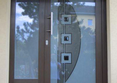 porte d entree pvc verre 13
