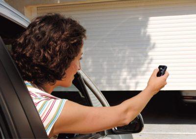 telecommande pg enroulement