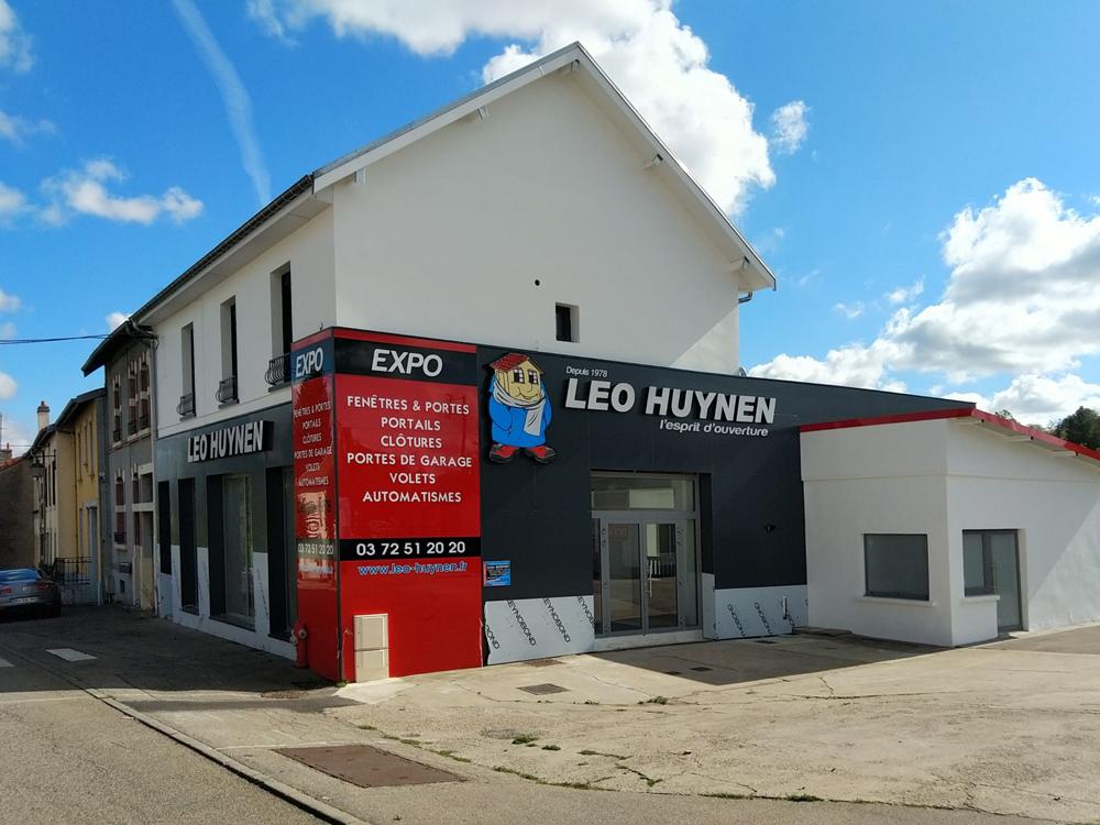 Nouveau magasin Leo Huynen